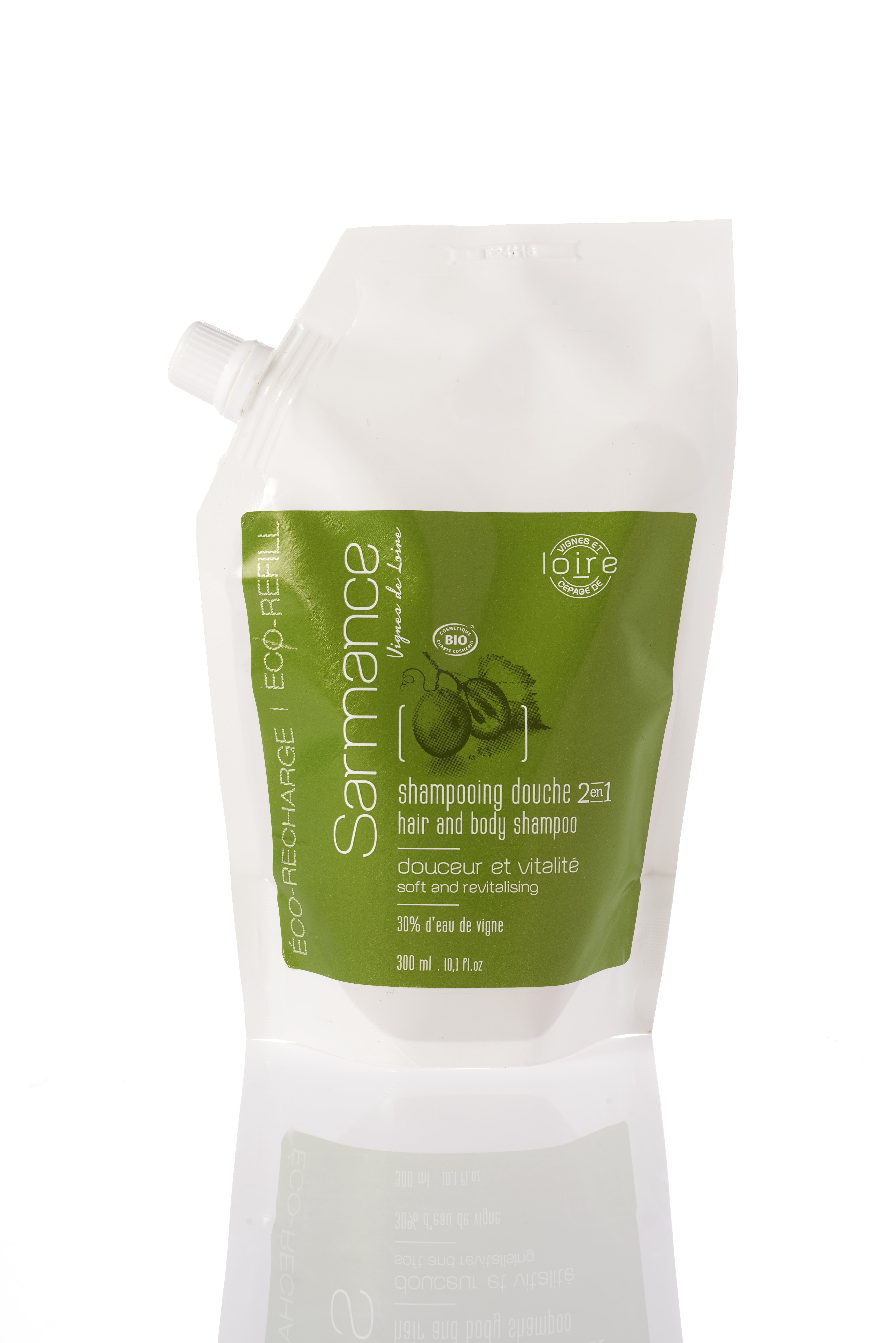 Recharge Shampooing Gel Douche